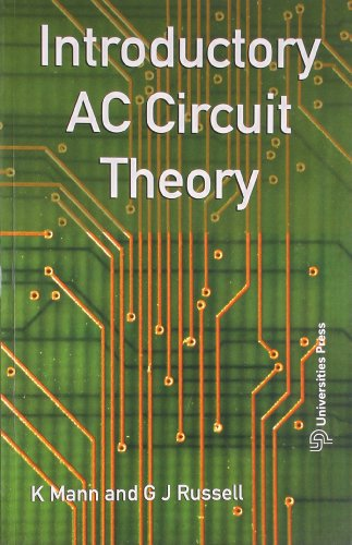 Introductory AC Circuit Theory: G J Russell,K