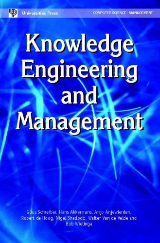 9788173713927: Knowledge Engineering and Management: The Common KADS Methodology (MIT Press)