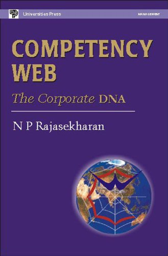 9788173714009: Competency Web: The Corporate DNA