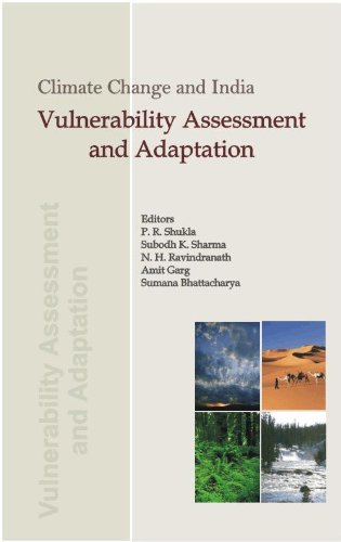 Climate Change and India : Vulnerability Assessment and Adaptation: Shukla, P.R.; Sharma, S.