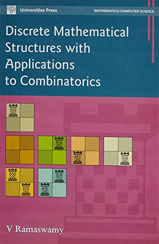 9788173715006: Discrete Mathematical Structures with Applications to Combinatorics