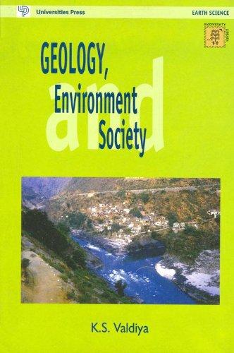 Geology, Environment and Society: Valdiya K.S.