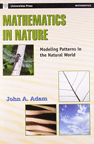 9788173715082: Mathematics in Nature