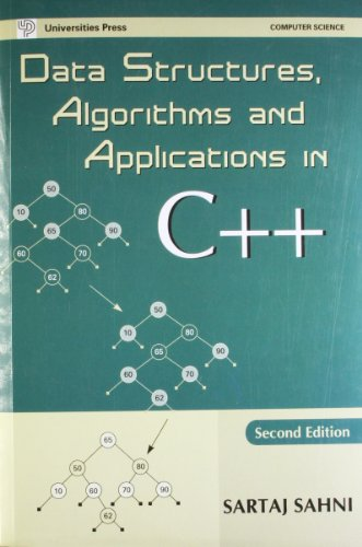 9788173715228: Data Structures Algorithms And Applications In C++