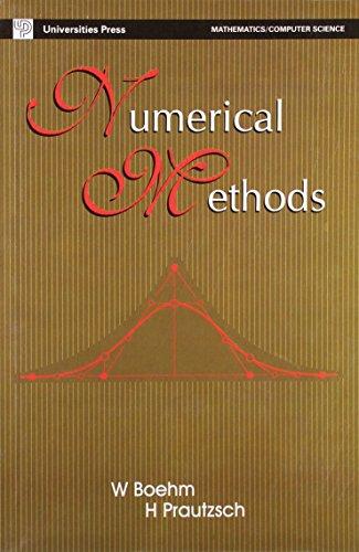 Numerical Methods (8173715343) by Boehm; W. & Prautzsch; H.