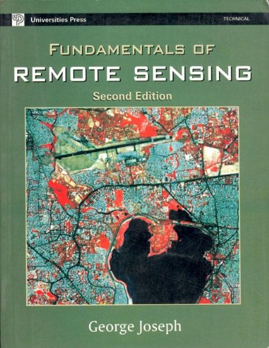 9788173715358: Fundamentals of Remote Sensing