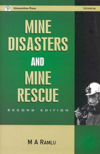 9788173715730: Mine Disasters and Mine Rescue