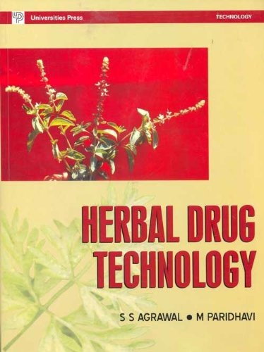Herbal Drug Technology: M Paridhavi Swamy