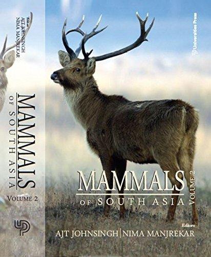 9788173715891: Mammals Of South Asia Vol 2