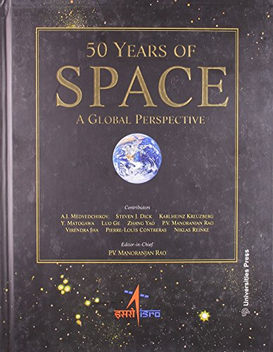 9788173716003: 50 Years of Space: A Global Perspective