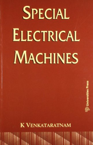 Special Electrical Machines by K. Venkataraman: Orient BlackSwan ...