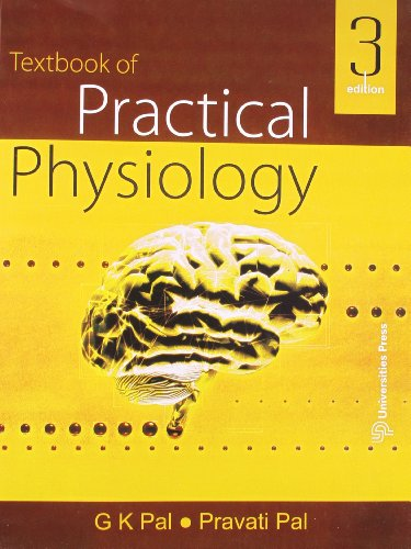 Textbook of Practical Physiology: G.K. Pal and