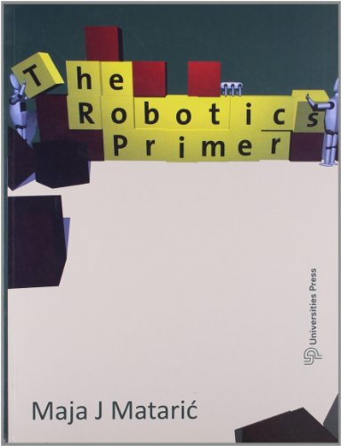 9788173716805: Robotics Primer, The