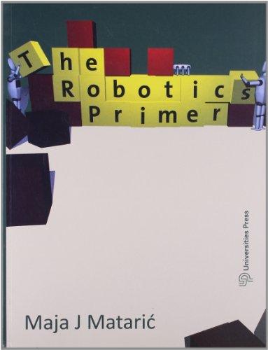 9788173716805: Robotics Primer, The
