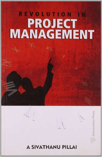 Revolution in Project Management: A. Sivathanu Pillai