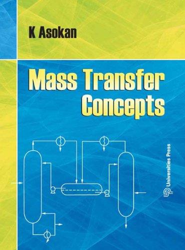 Mass Transfer Concepts: K. Asokan