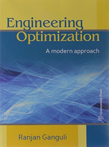 9788173717390: Engineering Optimisation A Modern Approach