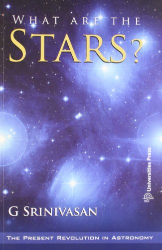 9788173717413: What are the Stars? (The Present Revolution in Astronomy Series)