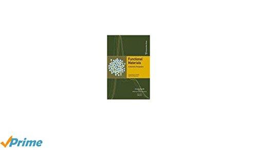 Functional Materials: A Chemist?s Perspective: Vijayamohanan K. Pillai,Meera Parthasarathy