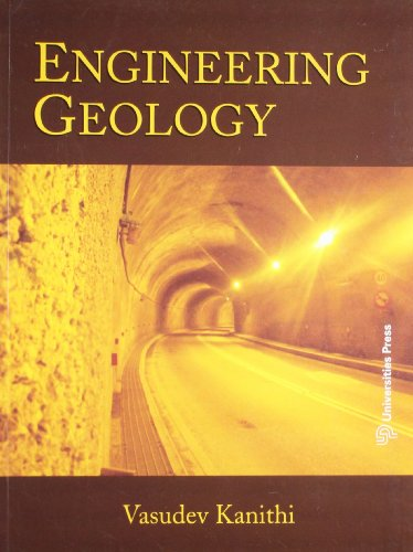 Engineering Geology: Kanithi Vasudev