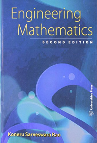 Engineering Mathematics (2nd Edition): Koneru S R