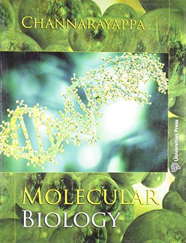 Molecular Biology: Channarayappa