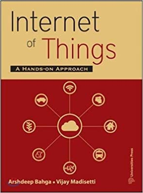 9788173719547: Internet of Things: A Hands- on Approach