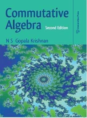 9788173719783: Commutative Algebra