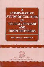 A comparative study of culture in Telugu,: T Susheela