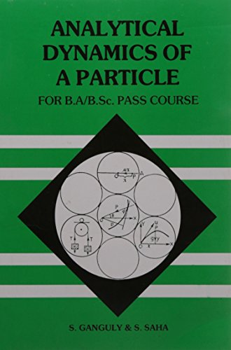 9788173810497: Analytical Dynamics of a Particle