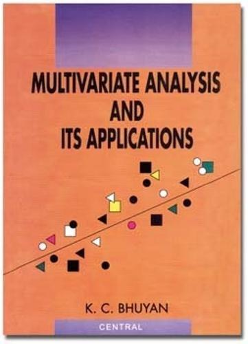 Multivariate Analysis & Its Applications: Bhuyan K.C.
