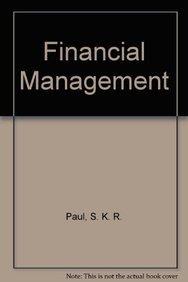 9788173814853: Financial Management