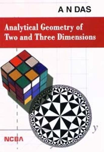 9788173815416: Analytical Geometry of Two and Three Dimensions