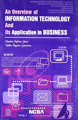 An Overview of Information Technology and its: Samanta Nabin Kumar