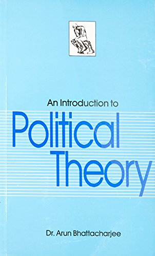 9788173815881: An Introduction to Political Theory