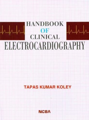 9788173816031: Handbook of Clinical Electrocardiography