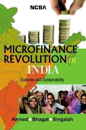 9788173816710: Microfinance Revolution in India: Success and Sustainability