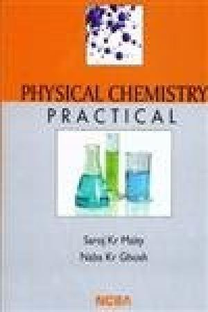 Physical Chemistry Practical: Maity Ghosh