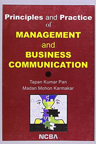 Principles and Practice of Management and Business: Pan Karmakar