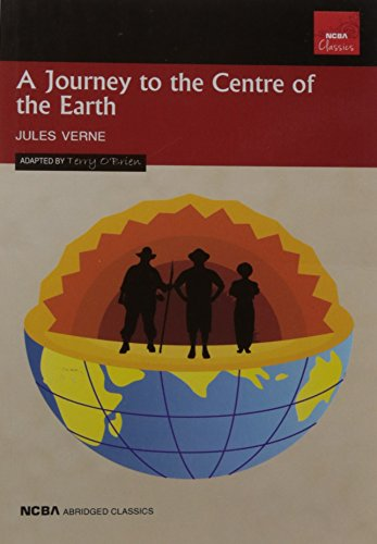 9788173817922: A Journey to the Centre of the Earth