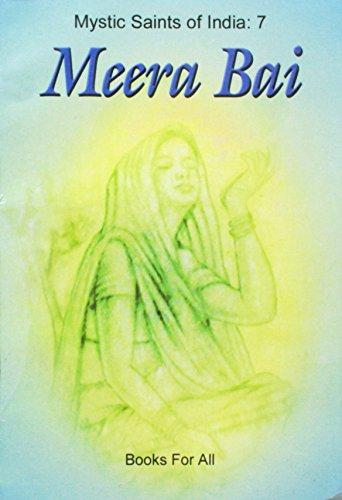 9788173862458: Meera Bai (Mystic Saints of India: 7) (Mystics Saints of India) (English and Hindi Edition)