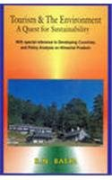 9788173871108: Tourism and the Environment: A Quest for Sustainability