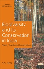 9788173872112: Biodiversity & Its Conservation in India (2nd Ed.)