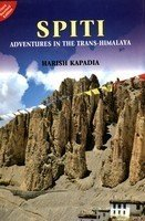 9788173872228: Spiti-Adventures in the Trans Himalaya