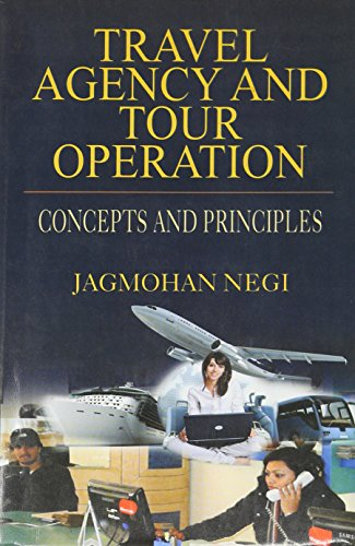 Travel Agency and Tour Operation ; Concepts: Jagmohan Negi