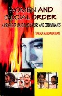 9788173912726: Women and social order: A profile of major indicators and determinants