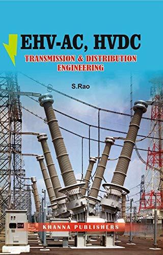 9788174090430: Ehv-Ac, Hvdc Transmission & Distribution Engineering