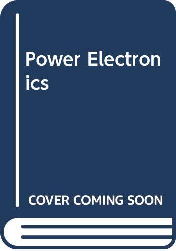 Power Electronics: P S Bimbhra