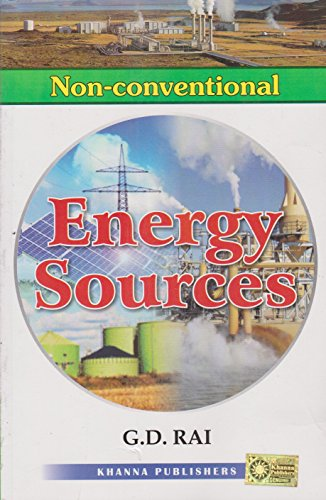 9788174090737: Non-conventional Energy Sources