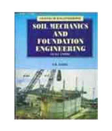 9788174091048: Soil Mechanics and Foundation Engineering,1/E